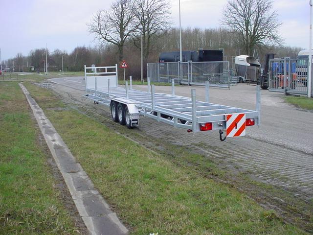 aanhanger chassis