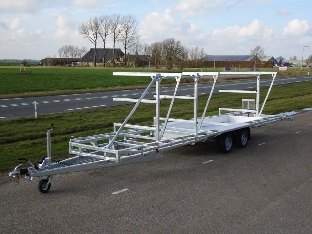 boottrailers en bootwagens laten maken