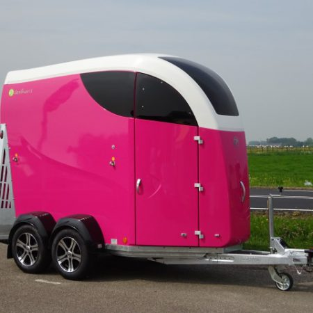 Bucker-Careliner-S-roze-wit-zadelkamer