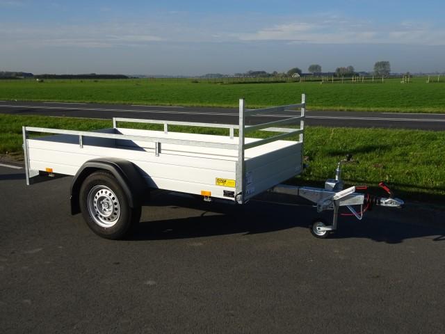 Saris DV135 McAlu Pro bakwagen