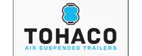 Tohaco trailers en aanhangwagens
