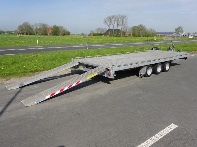 Verhuur multitransporter