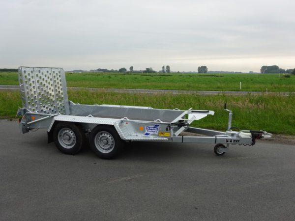 Ifor Williams GH94BT oprijklep 122cm 2700kg