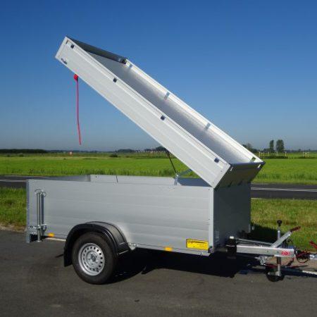 Anssems GTB 1200 VT1 afm. 251x126x83cm 1200kg