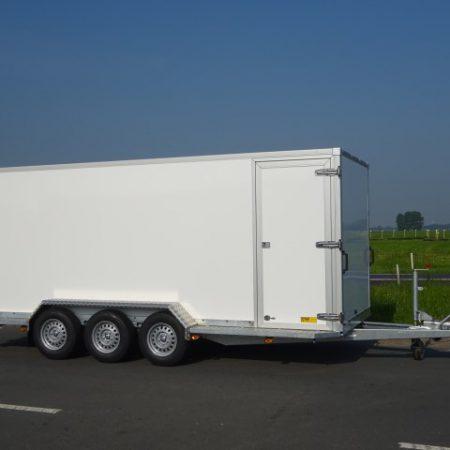 Titan TA35-3 gesloten opbouw afm. 500x180x190cm 25mm 3500kg