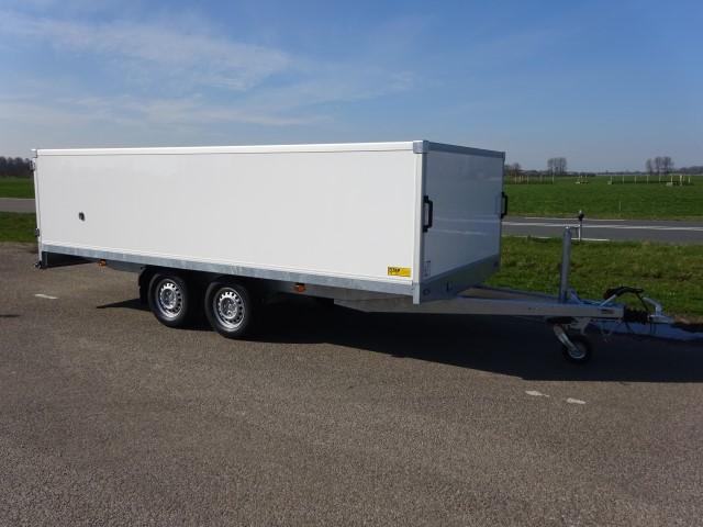Titan leswagen afm. 455x185x110cm totale hoogte 170cm 1751kg