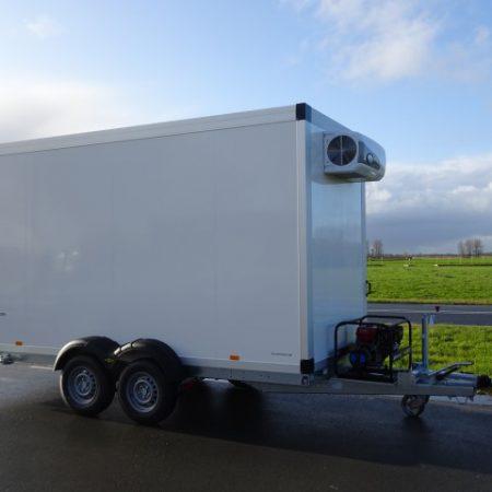 Humbaur TK30 koel vrieswagen