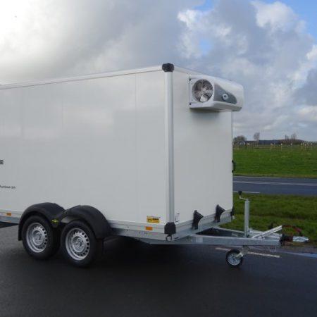 Humbaur koelwagen