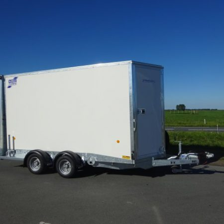 Ifor Williams BV126G